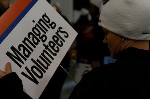 AmeriCorps Alums Managing Volunteers