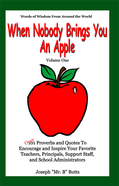 apple over 101 proverbs and quotes to encourage and inspire your