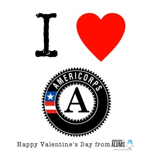 We LOVE our AmeriCorps service!