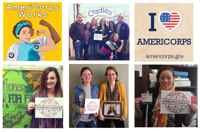 In case you forgot, the AmeriCorps Alums Boston Chapter Board is MadeInAmeriCorps.