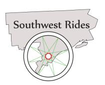 southwest rides
