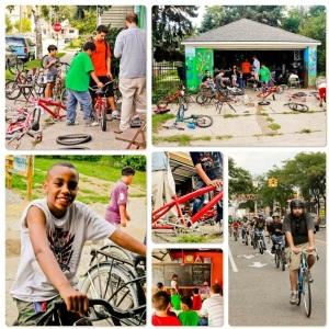 summer 2011 collage