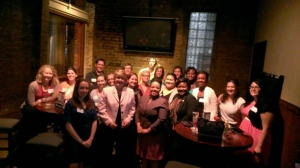 CEO of CNCS Wendy Spencer meets with AmeriCorps Alums Chicago Chapter (August 5, 2013)