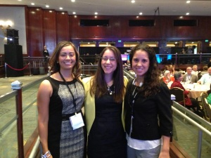 Alums leaders attend 2013 BoardSource Conference