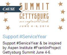 Summit at Gettysburg
