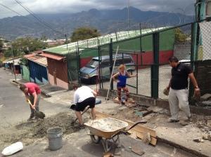Build Abroad Volunteers