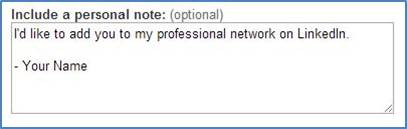 It may be optional to personalize a LinkedIn invitation, but if you want a response, personalize it.