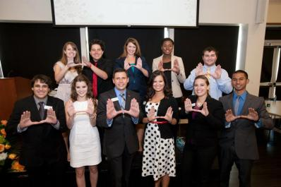 Staff of the Butler Center for Service and Leadership at the University of Miami