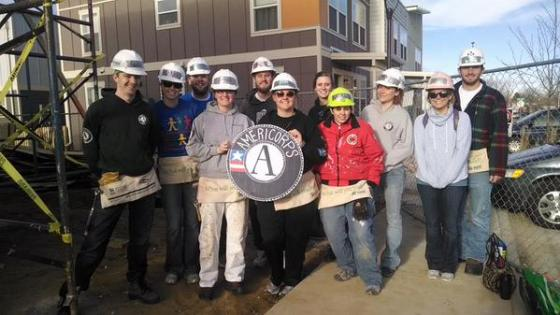 AC Alums Denver with Habitat Denver.DenverACAlums