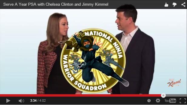 National Ninja Warrior Squad YouTube snip