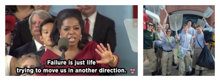 collage_oprah and NCCC shovels