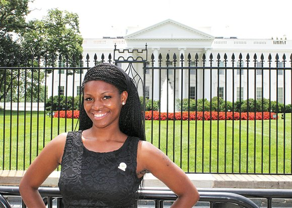 kenesha white house