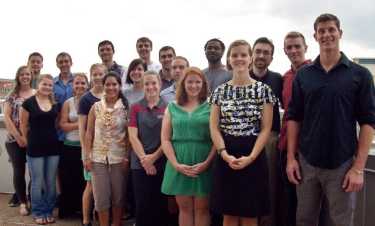 The 2015 Stenvenson ACED Fellows Cohort