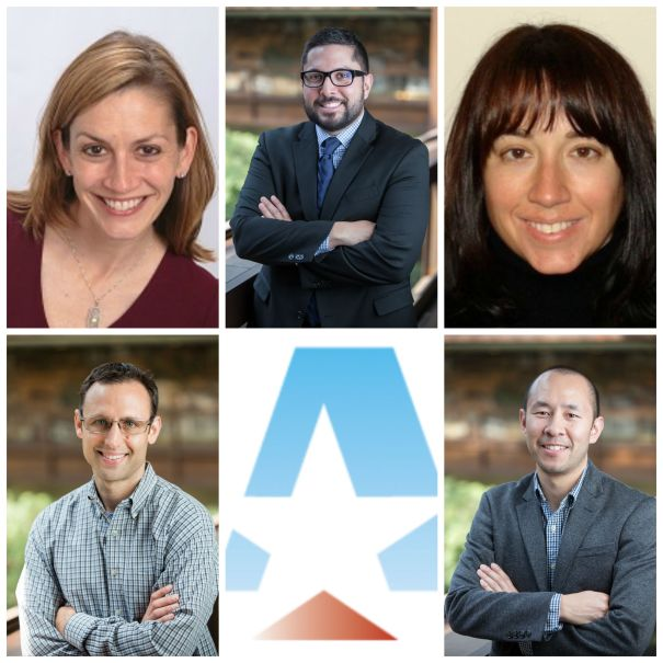 Headshots of Alums' Trailblazers Steering Committee