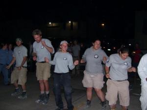 AmeriCorps NCCC team
