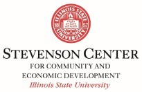 Stevenson Center ISU logo